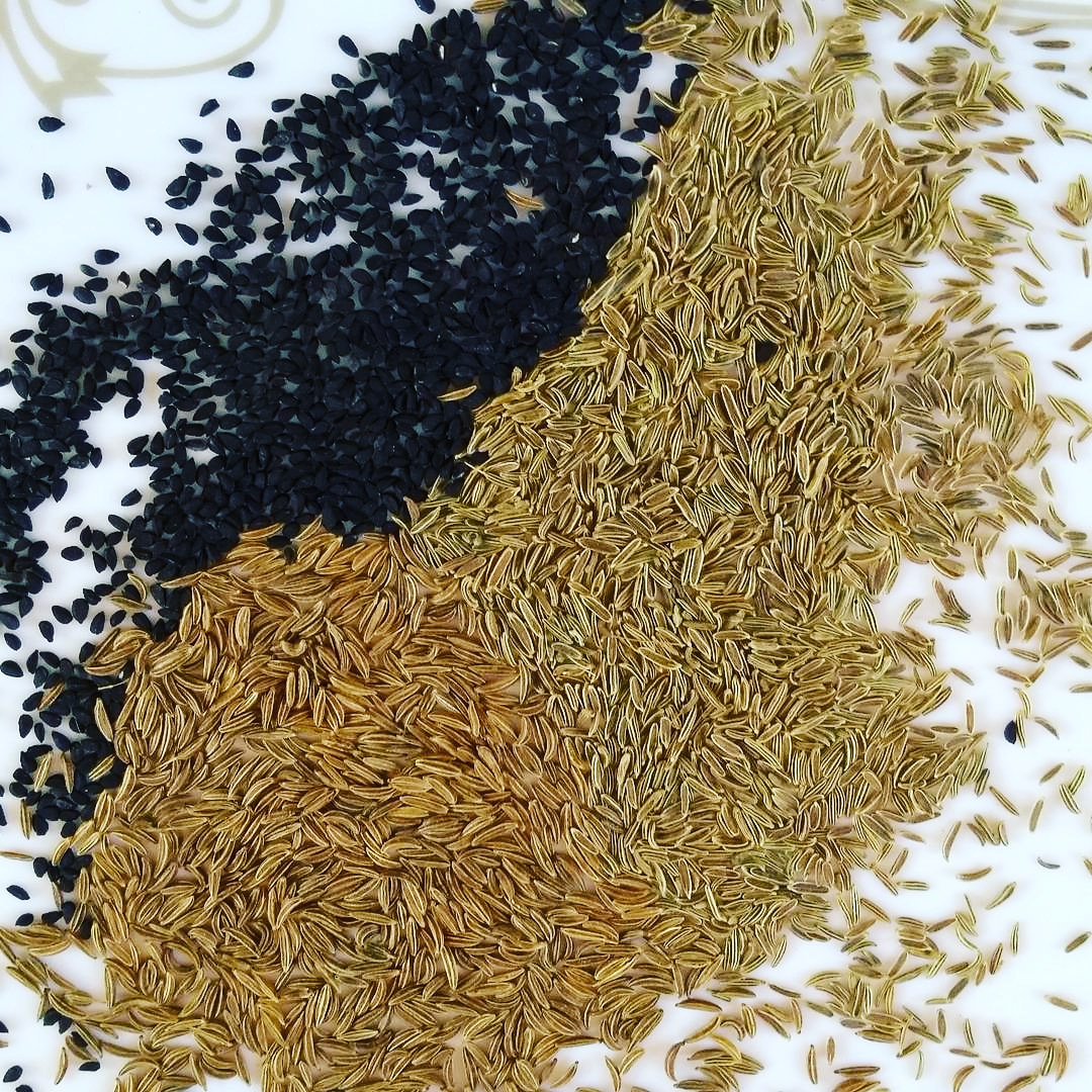 Shahi Jeera vs Caraway Seeds vs Nigella Seeds