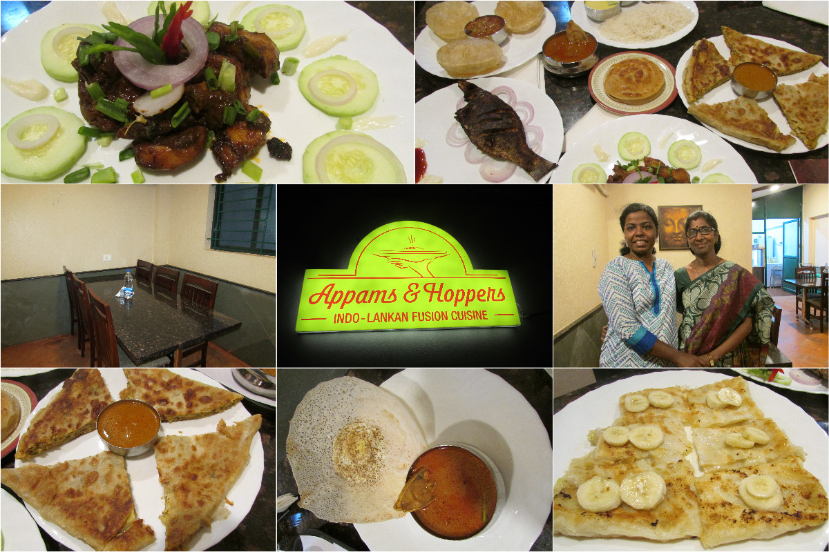 Appams & Hoppers Restaurant in Madurai | Unravel | Kitchen