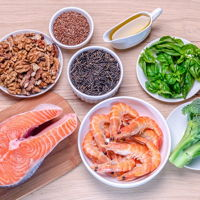 Benefits of Omega 3  and Omega 6