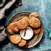 Wheat Butter Cookies