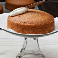 Whole wheat cake