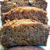 Christmas Wheat Jaggery  Fruit Cake
