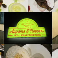Appams & Hoppers Restaurant in Madurai