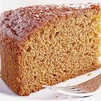 Eggless Wheat Honey Cake